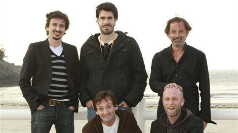 Arnaud Tsamère, Simon Astier et d'autres à Dinard